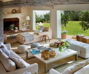 Stunning Rustic Villa in Ibiza