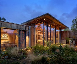 Stunning Seattle Urban Retreat Inspired by Native American Cultures