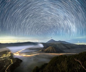 Stunning Starscapes and Nighttime Landscape Photography by Grey Chow
