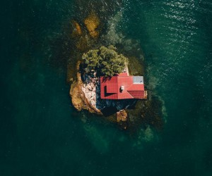 Stunning Travel Drone Photography by Eric Ward