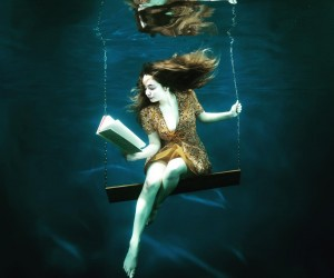 Stunning Underwater Portaits by Alastair Scarlett