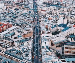 Stunning Urban Landscape Photography by Nathalie Geffroy