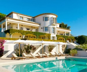 Stunning villa in Le Rayol Canadel sur Mer, France