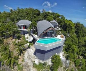 Stunning villa on top of the world