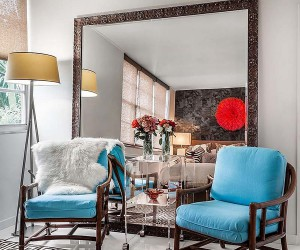Style, Space and Sparkle: Mirrors that Make a Statement