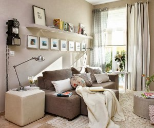 Stylish 88 sqm apartment in Madrid