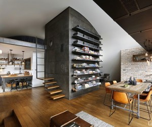 Stylish loft apartment in Sofia