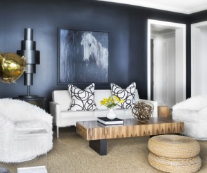 Stylish Living Room Paint Colors Ideas