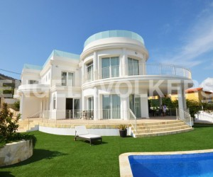 Stylishly efficient The most desired property in El Albir with incredible views