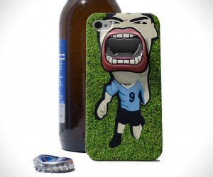 Suarez Bottle Opening Phone Case