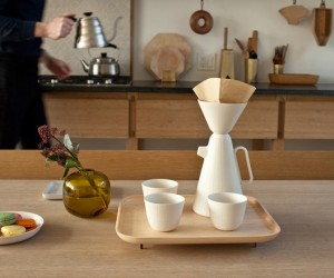 Sucabaruca Coffee Set by Luca Nichetto  Mjlk