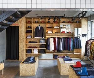 Suit Store by HAF Studio, Reykjavk