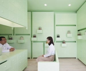 SUMIYOSHIDO kampo lounge