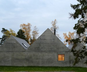Summer House Lagn by Tham  Videgrd Arkitekter