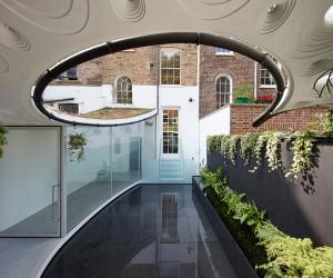 Sun Rain Room By Tonkin Liu Architects, London