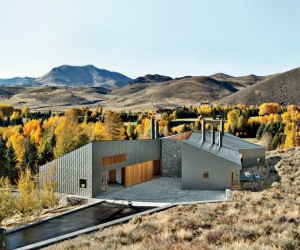 Sun Valley House by Rick Joy Architects