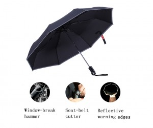 Sunblock Life-saving Umbrella