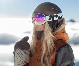 SunGod Revolts: Custom Ski  Snowboard Goggles