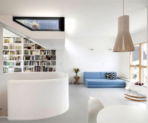 Sunny Home by Scenario Architects