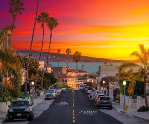 sunsetsniper: Absolutely Fascinating Colorful Landscapes by Nate Carroll