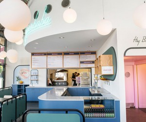 Superbaba Restaurant in Victoria by Studio Roselyn