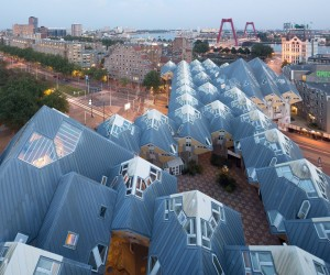 Supercube Exodus by Personal Architecture
