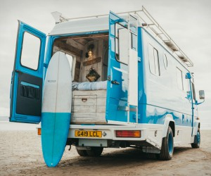 Supertramped Camper Van