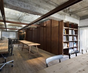 Suppose Tokyo Office by Suppose Design Office