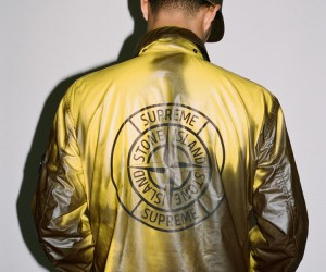 Supreme x Stone Island SS016 Collection