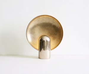 Surface Sconce by Henry Wilson