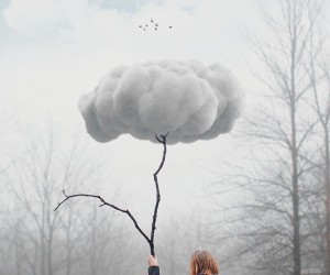 Surreal and Dreamlike Photo Manipulations by Angga Kurnia Aryantika