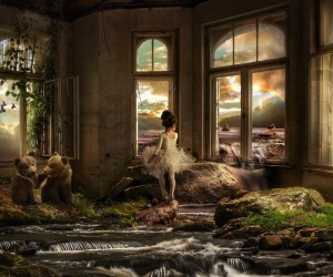 Surreal and Dreamlike Photo Manipulations by Marcel van Luit