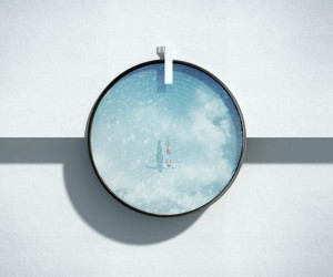 Surreal and Minimalist Cityscapes by Michele Durazzi