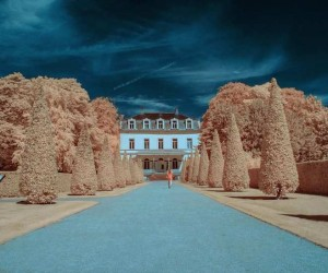 Surreal Infrared Nature Photography by Bradley G Munkowitz