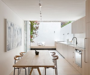 Surry Hills House by Benn  Penna Architecture