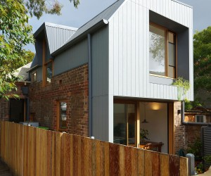 Sustainable Architecture and Space-Savvy Design Transform This Small Aussie Home
