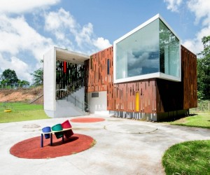 Sustainable revivals: unique renovation in Puerto Rico