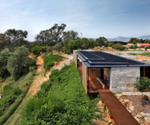 Sustainable Sawmill House by Archier