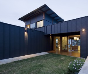 Sustainable Sydney beach house