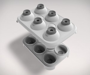 Sveres Jumbo Ice Ball Tray