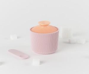 Sweet Sugar Bowl 3D Printed