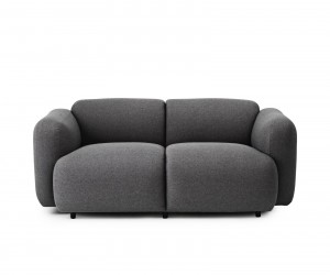 Swell Sofa 2 Seater by Jonas Wagell Design  Architecture for Normann Copenhagen