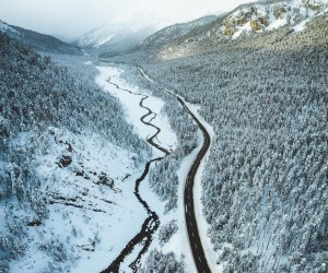 Switzerland From Above: Striking Drone Photography by Thomas Luisier