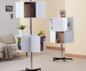 Swivel Stand Storage