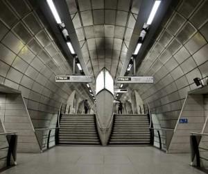 Symmetric Architecture Forms by Caroline Zuellich