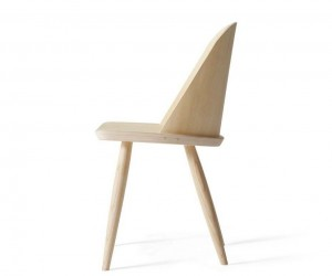 Synnes Chair by Falke Svatun for Menu