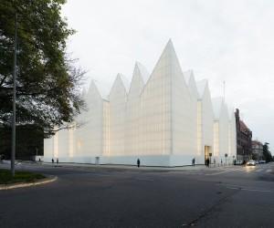 Szczecin Philharmonic Hall by Barozzi Veiga