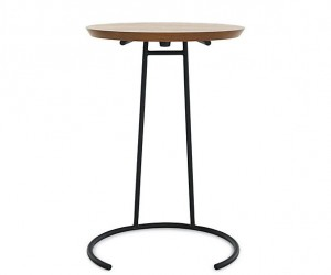 T.710 Small Side Table by Jens Risom for Design Within Reach