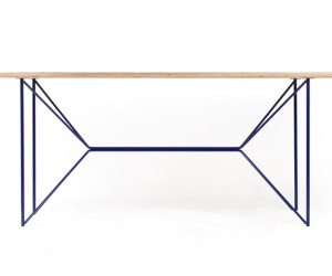 TABLE BUTTERPLY BY MALHERBE-EDITION
