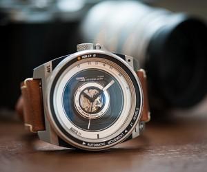 Tacs Automatic Vintage Lens 2 Timepiece